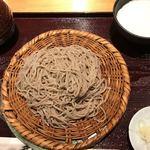 井ざわ - 料理写真:石臼粗挽き十割新そば