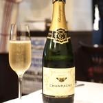 シェ シロ - ☆Poilvert Jacques Champagne Brut 1000円