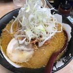 らーめん輝 - ネギ味噌ラーメン850円