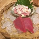 魚菜 - チョイ飲みセット