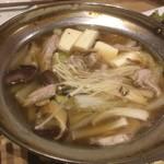 魚菜 - マグロ鍋