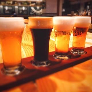 全19種類の生ビール&クラフトビール!
