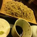 76095418 - 富倉蕎麦です。