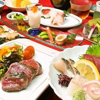 宮崎牛ランプステーキ&串焼きを贅沢に、そしてお得に♪