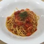 三陸ぱすた - フレッシュトマトのパスタ