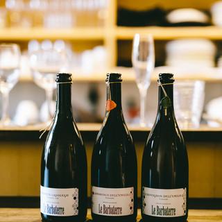 ワイン初心者安心♪自然派ワインとイタリアンを気軽に楽しむ