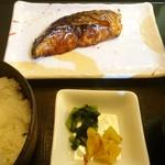 庄や - 本日のお魚定食 800円(税込)