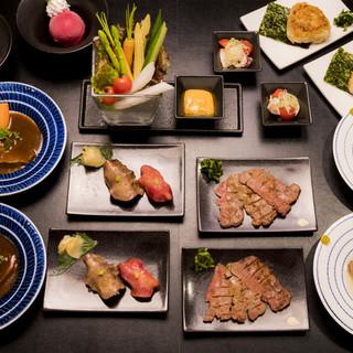 牛タン料理の新年会で盛り上がってください!