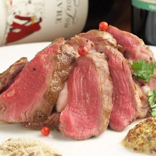 ワインと相性抜群☆ハイレベルな肉バルとしても人気☆