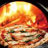 スパーダ - 料理写真:薪窯の焼き立てピッツァ
