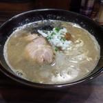 麺処 にそう - 濃縮煮干し醤油ラーメン