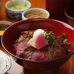 神楽坂 翔山亭 黒毛和牛贅沢重専門店 - 料理写真: