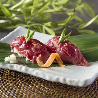 """【浦和初上陸】メディアで話題の""""肉寿司""""が登場!"""