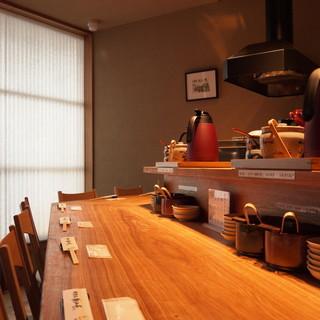 【飯田橋駅3分】カウンター10席の割烹料理店風情のあるお店