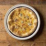 フリーマン カフェ - ゴルゴンゾーラとハチミツのピッツァ