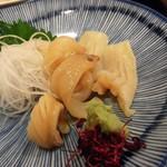 福寿司 - ミル貝