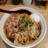 麺小屋 てち - 料理写真:みそラーメン(並)780円+半熟玉子60円