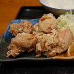 くらち - 「 鶏唐揚げ 」 アップ