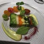 76109579 - 前菜1  野菜のテリーヌ