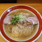 中華そば シンジョー - 料理写真:塩中華そば