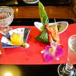 7611629 - 鎌倉四季 食前酒・先付け