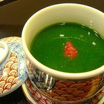 割烹 たきぐち - フカヒレ茶碗蒸し