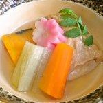 鎌倉御代川 - 鎌倉四季 炊き合せ