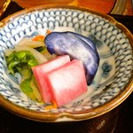 鎌倉御代川 - 香の物