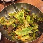焼肉 千里 - サンチュムンチ