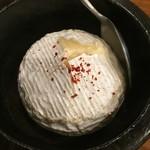 焼肉 千里 - 石焼チーズ