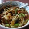 香龍 - 料理写真:五目そば。