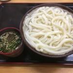 かしむらうどん - 料理写真:釜揚~大サイズ