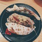 寿司虎 - 塩炙り食べ比べ