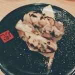寿司虎 - 牡蠣炙り