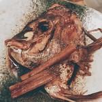 寿司虎 - いつものあら炊き