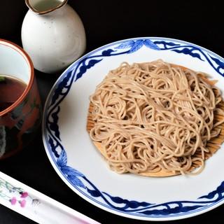 豊橋駅前で気軽にお蕎麦!飲み会の〆にも最適です。