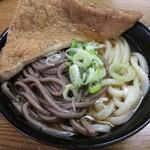 十河製麺 - 勝手に命名^^;「うそキツネ」