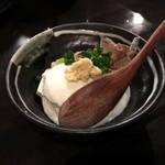喜三郎農場 - 自家製おぼろ豆腐
