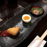 喜三郎農場 - 前菜の盛り合わせ