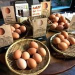 喜三郎農場 - こだわり卵のたまごから選びます
