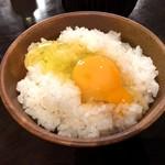 喜三郎農場 - こだわり卵のたまごかけごはん