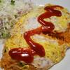 くりすたる - 料理写真:オムライス730円