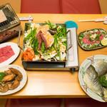 居魚菜家 のものも - 集合