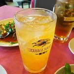 ヤムチャ - 樽ハイ オレンジ