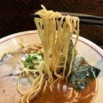 麺匠 呉屋 - 「正油そば」(700円)
