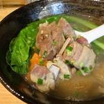 沖縄居酒屋 うちなー市場 - 山羊肉