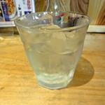 沖縄居酒屋 うちなー市場 - ハブ酒