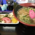 旭川ラーメン さいじょう - 伝説の塩ラーメン定食