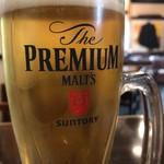 小倉山 - 生ビール