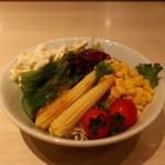 カプリチョーザピッツァ&ビュッフェ - サラダ